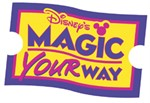 Magic Your Way Base with Water Park Fun & More Option