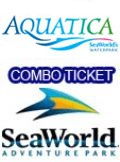 Sea World + Aquatica Combo